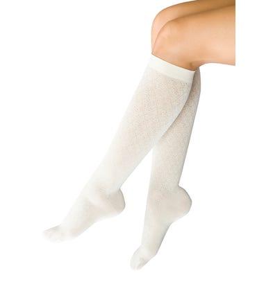 Therafirm 8-15 mmHg Light Support Trouser Socks - THERAFIRMLIGHT-1015-DIAMOND-TRSK