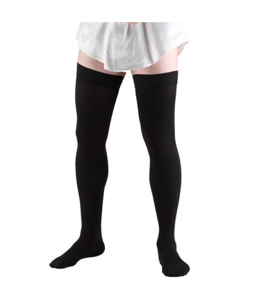 Truform 20-30 mmHg Firm Support Thigh High Closed Toe -1945