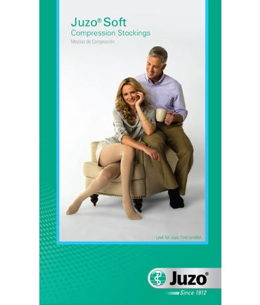 Juzo Soft Knee High 15-20mmHg