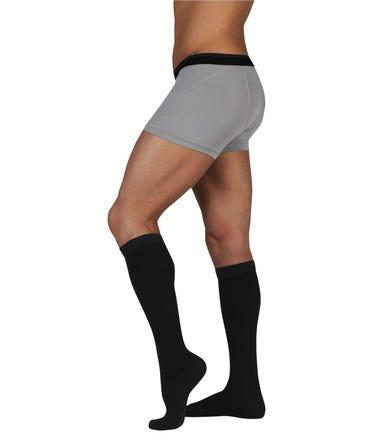 Juzo Dynamic Cotton for Men - Knee High 15-20