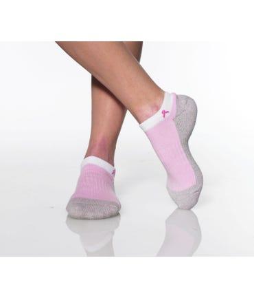 Juzo Silver Sole Below Ankle Sock 12-16mmHg Closed Toe