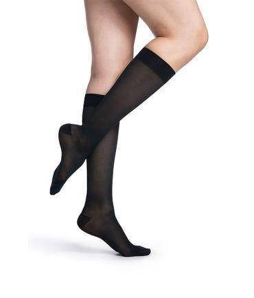 Sigvaris 752C MidSheer for Women Knee High 20-30mmHg Closed Toe