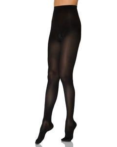 Sigvaris 30-40 mmHg Closed Toe Black Medium Long Select Comfort 860 Pantyhose For Women - 863PMLW99
