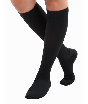 Absolute Support™ Unisex Cotton Compression Socks - Medium Support