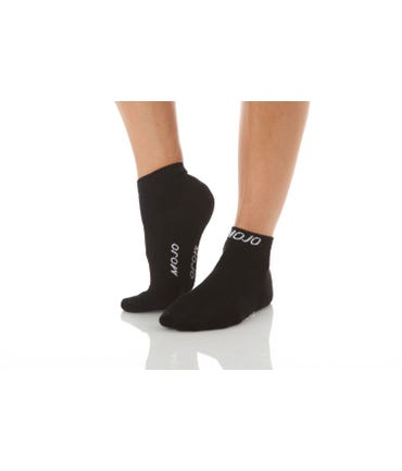Mojo Compression Socks™ Coolmax Sports Compression Ankle Socks - Medium Support