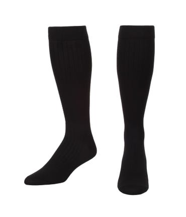 Absolute Support™ Mens Compression Socks Firm Graduated Support 15-20mmHg - Made in the USA