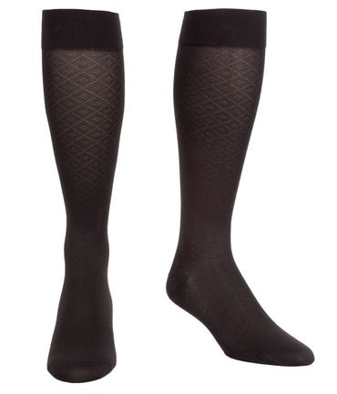 Absolute Support™ Microfiber Compression Socks for Women - Medium Support
