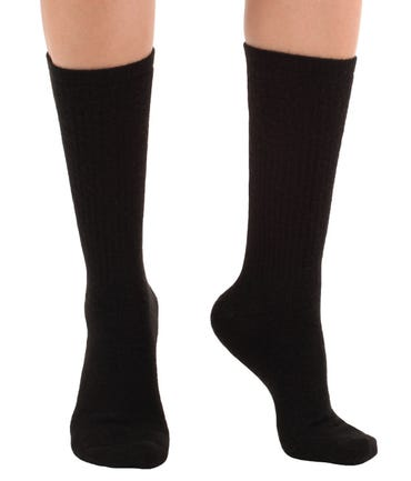 Absolute Support™ Light Support, Crew Length Graduated Compression Socks