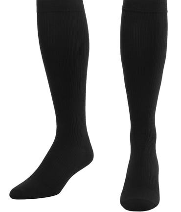 Absolute Support™ Mens Compression Socks Firm Graduated Support 20-30mmHg - Made in the USA