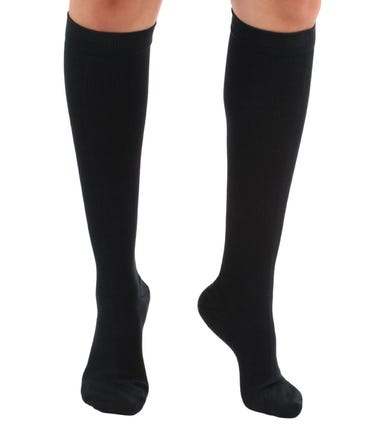Absolute Support™ Cotton Compression Socks - Firm Support 20-30mmHg, Unisex