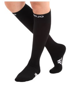 Mojo Compression Socks™ Sports Compression Socks, Over-The-Calf - Medium Support 15-20mmHg, Unisex