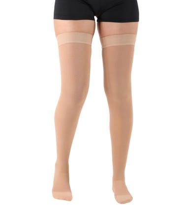 Absolute Support™ Opaque Compression Stockings - Thigh Hi X-Firm Compression 30-40mmHg - Unisex