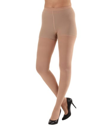 Absolute Support™ Opaque Medical Compression Pantyhose – X-Firm Compression 30-40mmHg Made in the USA