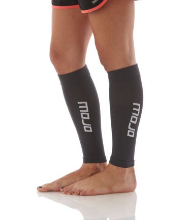 Mojo Compression Socks™ Mojo Running Calf Compression Sleeves For Men & Woman, Firm Support 20-30mmHg