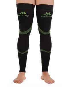 Mojo Compression Socks™ Mojo Compression Thigh High Stockings - Thigh Leg Sleeve - 20-30mmhg - Thigh Hi Recovery Garment