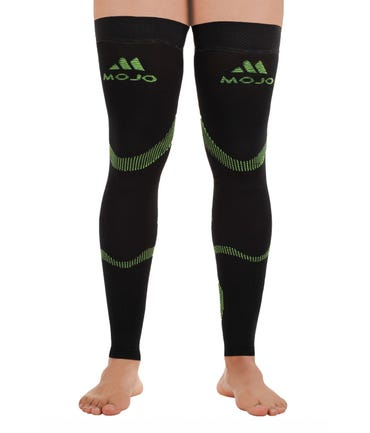 Mojo Compression Socks™ Mojo Compression Thigh High Stockings - Thigh Leg Sleeve - 20-30mmhg - Thigh Hi Recovery Garment