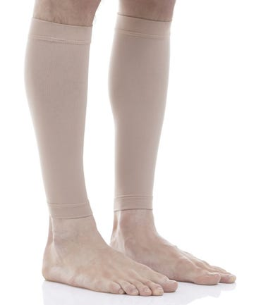 Absolute Support™ Medical opaque Compression Sleeves, Medium Support 15-20mmHg - Unisex