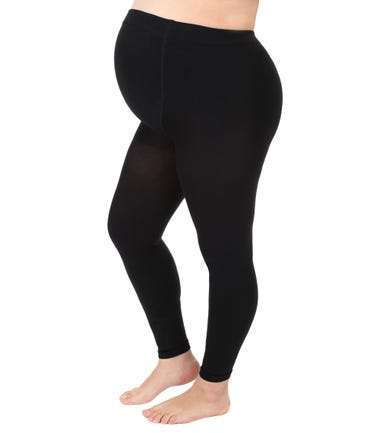 Absolute Support™ Opaque Maternity Compression Leggings - Firm Graduated Support 20-30mmHg