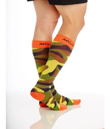 Mojo Compression Socks™ Mojo Special Edition Camo Recovery & Performance Compression Socks