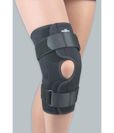 FLA Safe-T-Sport Wrap Around Hinged Knee Stabilizing Brace