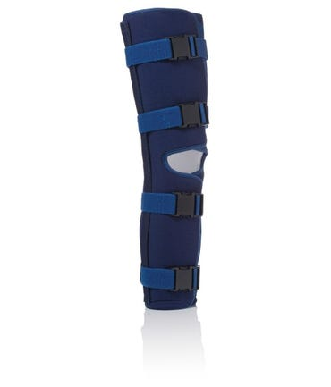 Jobst Actimove Knee Support - ACTIMOVE-ECO-KNEE-IMMOBILIZER-GENUCLIP