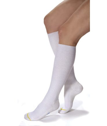 Jobst For Men & Woman Athletic Sock 8-15 Closed Toe