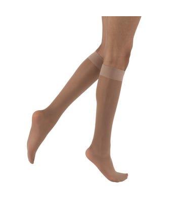 Activa H13 Ultra Sheer Knee High 9-12mmHg Closed Toe