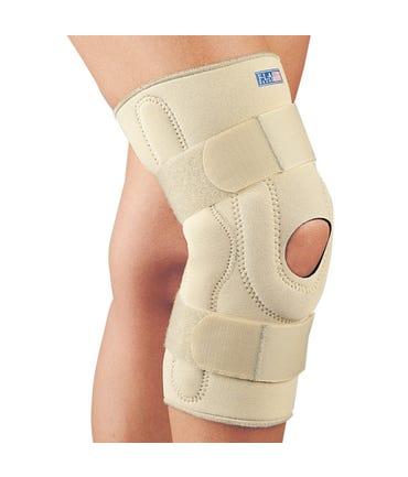 FLA 37-107 Neoprene Stabilizing Knee Brace W/Composite Hinges
