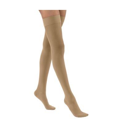 Jobst Ultrasheer Thigh Hi Light Support 8-15mmHg Closed Toe