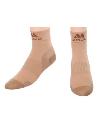 Mojo Compression Socks™ Mojo Compression Foot Socks for Plantar Fasciitis - Firm Graduated Support