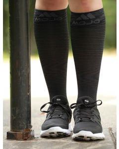Mojo Compression Socks™ Mojo Wave Compression Socks Firm Support 20-30mmHg Closed Toe