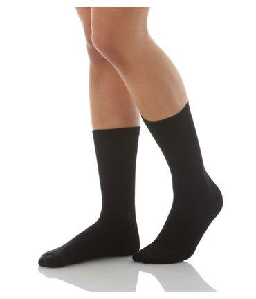 Mojo Compression Socks™ Coolmax Compression Crew Socks 20-30mmHg - Firm Support