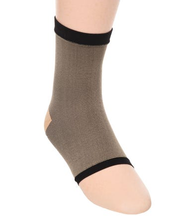 Mojo Compression Socks™ Copper Compression Ankle Brace X-Firm Graduated Support