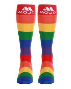 Mojo Compression Socks™ Mojo Pride Compression Socks - Firm Support