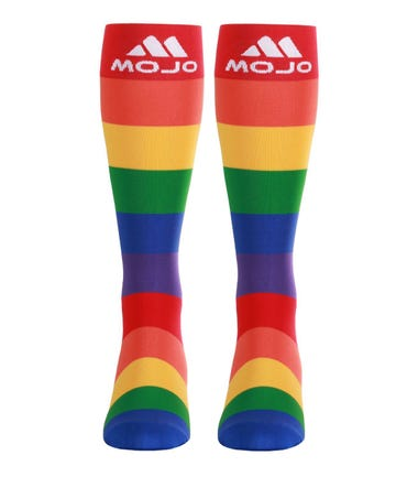Mojo Compression Socks™ Mojo Pride Compression Socks - Firm Support