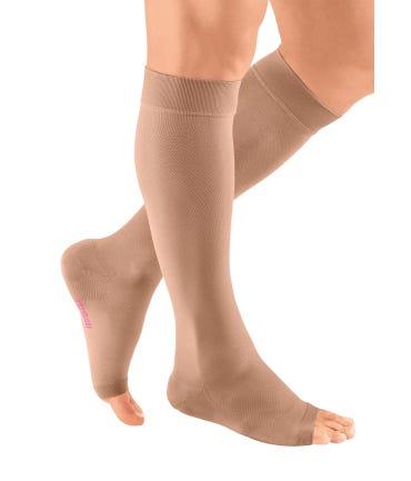 Mediven Plus Calf Knee High 40-50 Open toe