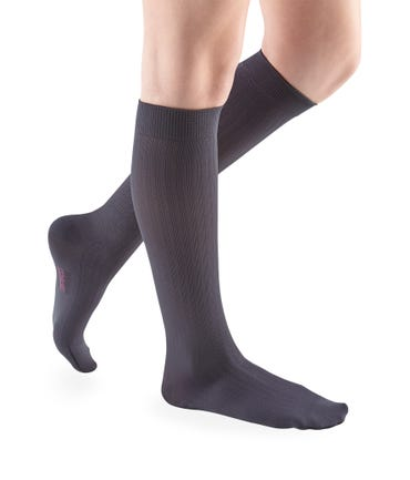 Mediven 30-40 mmHg Extra Firm Support Knee High Closed Toe - MEDI-VITALITY-30-40