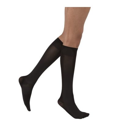 Jobst Opaque Knee High Firm Support 20-30mmHg Compression