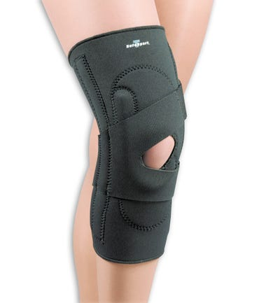 FLA Safe-T-Sport Lateral Knee Stabilizer W/J Shaped Buttress