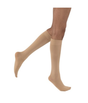 Jobst Jobst Opaque 30-40 mmHg Extra Firm Support Knee High Closed and Open Toe - OPKNSF34