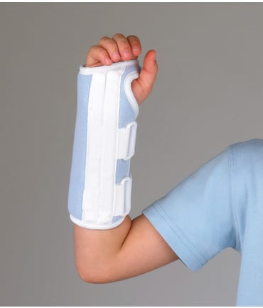 FLA 22-300 Supports For Me Microban Wrist Splint