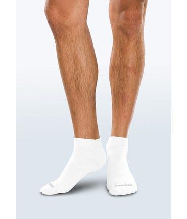 Therafirm Crew Socks - SMARTKNITACTIVE-SEAMLESS-RUNNING-SOCK