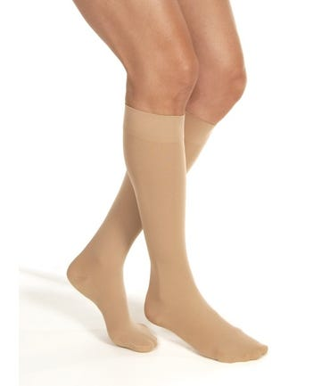 Jobst Relief Knee High Graduated Compression - XFirm Support 30-40mmHg