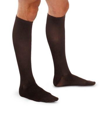 Therafirm 20-30 mmHg Firm Support Trouser Socks - 2030-M-TRSK