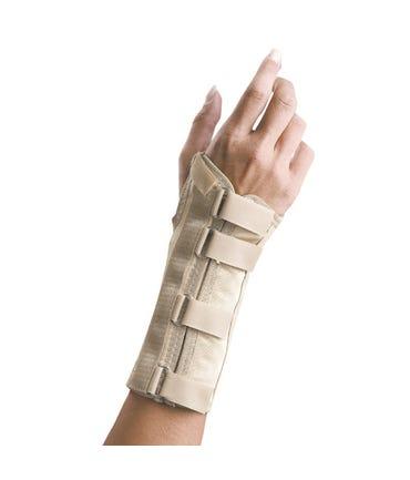 FLA 22-560 Soft Form Elegant Wrist Support Brace, Right
