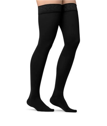 JOBST Maternity Opaque 15-20 Thigh High