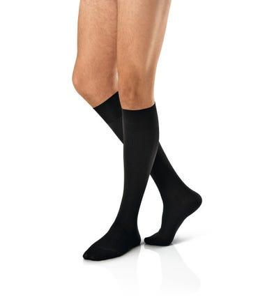 Jobst Men Knee High Medium Support 15-20mmHg