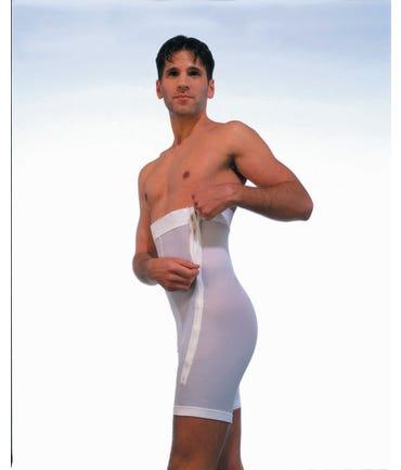 Jobst Garment Care - JBS-PLASTIC-SURGERY-GIRDLE-MEN